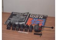 Verkauft: Schaublin 102 Multifix A  Schnellwechsel-Werkzeughalter Satz