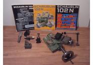 Schaublin 102N Kugeldrehapparat 102-53.200