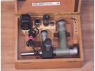 Verkauft: Marcel Aubert Zentrier und Koordinaten Mess Mikroskop