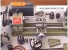 Verkauft: Emco Unimat SL Drehbank mit Vertikale Fräseinrichtung und Zubehör