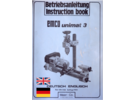 Emco Unimat 3 Lathe Manual  and Drawings package (EN, DE) in PDF
