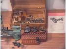 Verkauft: Lorch KD 50 Miniatur-Hochpräzisions Drehbank mit Zubehör