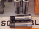 Schaublin W20 collets 20 pieces ø1-20mm
