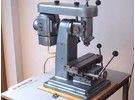 Watchmaker Milling Machine takes B8 collets