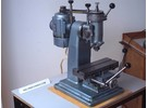 Uhrmacher Fräsmaschine B8 ø8mm Spannzangen Aufnahme