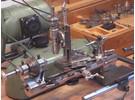 Verkauft: Boley Leinen Reform 8mm WW- Bed Uhrmacher Drehbank