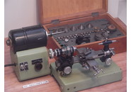 Andrä & Zwingenberger  8mm Watchmakers Lathe