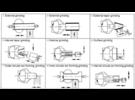 Sold: Schaublin 102 Perles Supportschleifmaschine