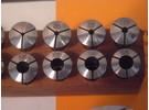Schaublin B8 Uhrmacher ø8mm Spannzangen 0.3-6.5mm