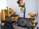 Emco Maier Compact 8 with Milling Head and Accessories