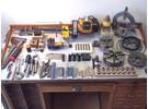 Emco Maier Compact 8 Drehbank Mit Fräsvorrichtung und Zubehör