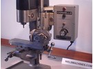 Sold: Cowells Vertical Milling Machine and Dividing Head Metric