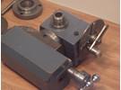 Boxford Vertikal-Schlitten mit Teilkopf