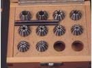 Verkauft: Emco Unimat 3 Spannzangen Satz 0.5-8mm und Spannzangenvorrichtung
