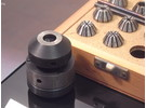 Sold: Emco Unimat 3 Collet attachment with Set of collets 0.5-8mm
