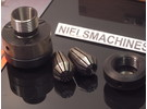 Emco Unimat 3 Collet attachment with Set of collets 0.5-8mm