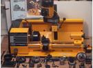 Verkauft: Emco Compact 5 Drehbank mit Zubehör