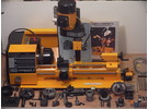 Sold: Emco Compact 5 Lathe with Accessories