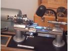 Verkauft: Boley Leinen 8mm Uhrmacher Drehbank