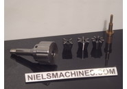 Ortlieb Jakobs Uhrmacher 8mm Spannzangenhalter 1-6.5mm