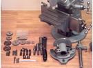 Sold: Aciera F12 Milling Machine with Accessories