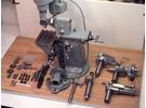 Verkauft: Aciera F12 Fräsmachine mit Zubehör