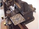 Uhrmacher Produktions Fräsmaschine / Drehmaschine