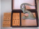 Sold: Chatons SA 4mm watchmaker Jewel Press Swiss