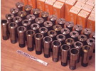 Sold :Schaublin W20 collets 1mm-20mm 39 pieces