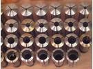 Schaublin W20 Spannzangen 1mm-20mm 39 Stück