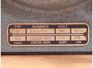 Elma Polimaster Double Ended Polishing Motor