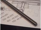 Sold: Schaublin 102 Screw  for Under Slide of the Cross-Slide