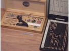 Seitz Bergeon Large Jeweling Tool Set 4mm Deluxe