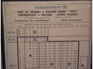 Bergeon 30310-B1 Seitz Steinen Sortiment