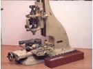 Verkauft: Henri Hauser Uhrmacher Fräsmaschine