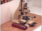 Henri Hauser Watchmaker Milling Machine