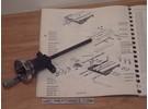 Sold: Emco Emcomat 7 Spare Parts: Handwheel Screw
