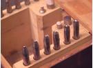 Uhrmacher Zentrierbolzen