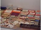 Sammlung Uhrmacher Unterteile