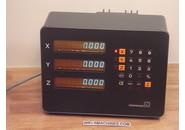 Sold: Heidenhain 3 axis Digital Readout VRZ 750