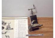 Verkauft: Boley Leinen 8mm Uhrmacher  Höhensupport mit Fräsvorrichtung
