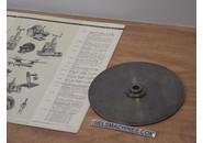Sold: Boley Leinen Dividing Plate for Watchmaker's Lathe ø160mm