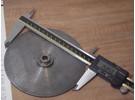Boley Leinen Teilscheibe für Uhrmacher Drehbank ø160mm