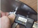 Boley Leinen Dividing Plate for Watchmaker's Lathe ø160mm