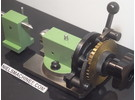 Sold: Alessio Dividing Attachment W12 with Tailstock