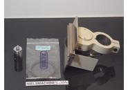 Verkauft: Multifix Sägetisch und Schleifaufnahme für die M80 Motor