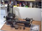 Habegger Swiss Neotor Lathe JH70 Type 0 / PTE / W12
