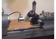 Schaublin 70 Marcel Aubert Zentrier und Koordinaten Mess Mikroskop