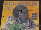 Schaublin 70 Pratt Griptru 3-Jaw Chuck