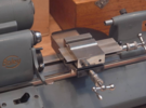 Boley F1 Precision 8mm Drehbank mit Zubehör